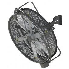MV1500IOM Wall-Ceiling fan Ø 1500 mm