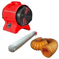 MV200PPSet Portable Fan