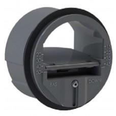 KVR-R Ø100 Constant volume control damper