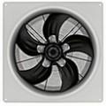 Аксиален вентилатор papst W ErP (15)